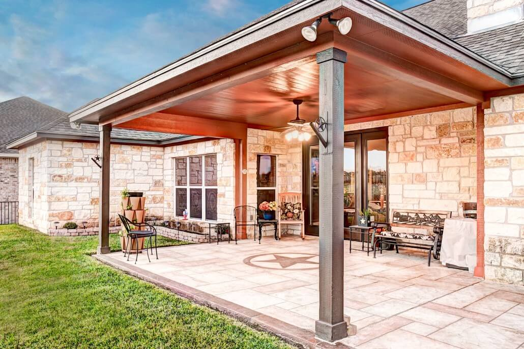 Allied Outdoor Solutions Outdoor Patio Houston