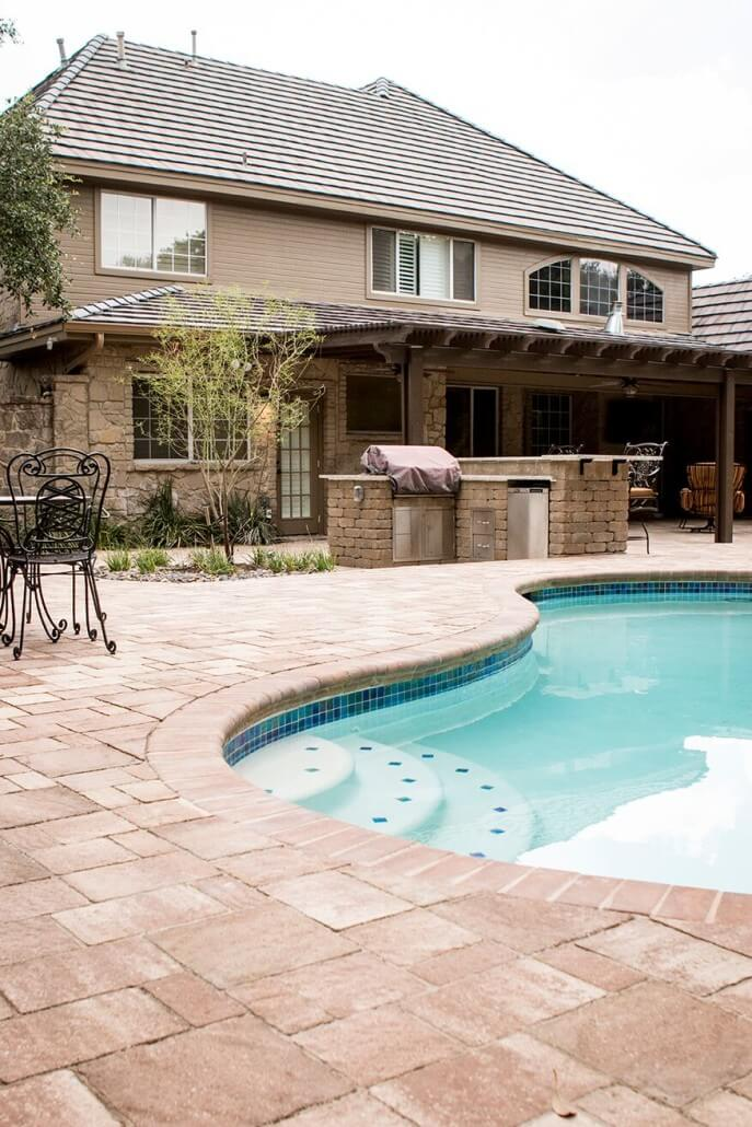 Allied Outdoor Solutions Pool Deck Dallas