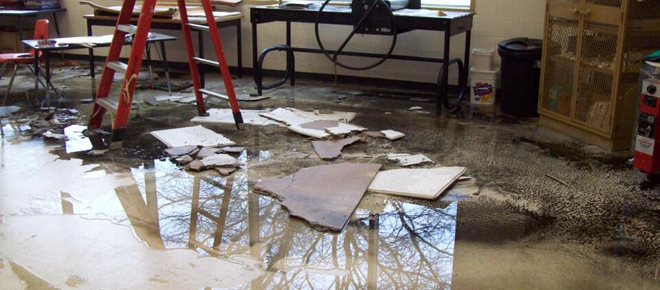 Allied Outdoor Solutions Houston Home Water Damage Debris Removal and Dry Out